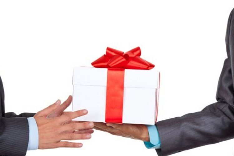 recompense client