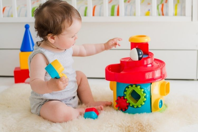 jouet bebe 4 mois