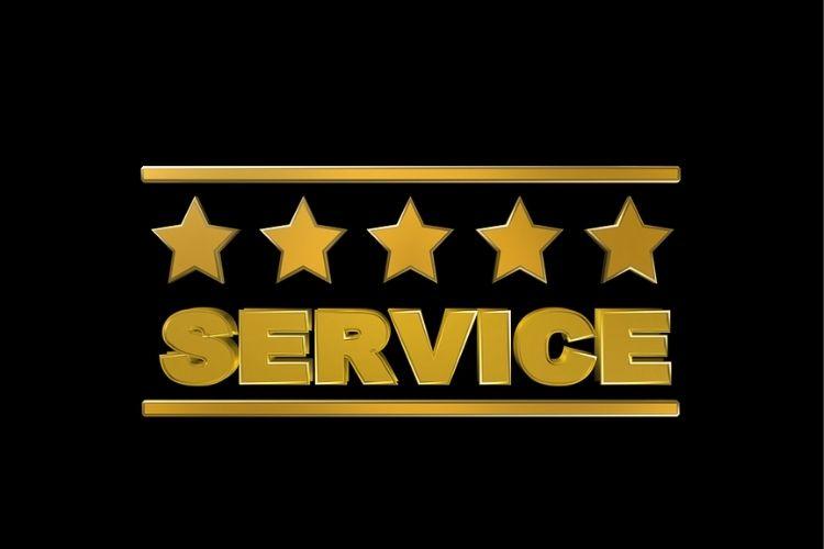 avoir le sens du service client