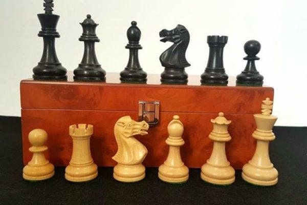 Comment reconnaître les pièces de jeu d'échecs ?
